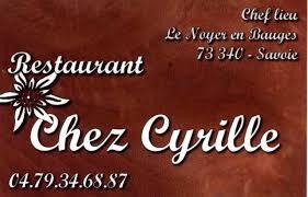 Restaurant chez Cyrille