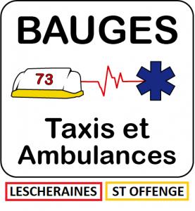 Bauges taxi ambulance
